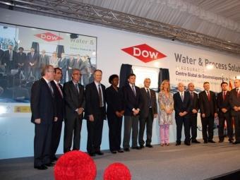 L'acte inaugural va reunir ahir l'ambaixador dels Estats Units, la ministra de Ciències i el conseller de Territori, a més dels responsables de Dow, clients i nombroses autoritats ACN