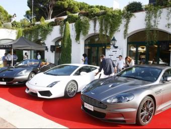 Fira Excellence Fair de productes de luxe, celebrada aquest estiu a l'hostal La Gavina de S'Agaró.  EDDY KELELE
