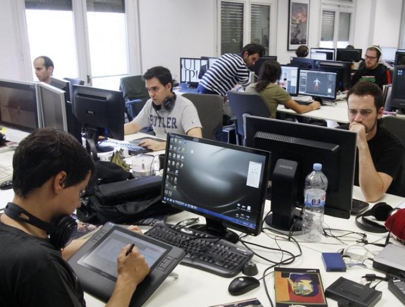 L'estudi Digital Legends, amb seu a Barcelona, és un dels que més fama donen al segell català de l'entreteniment multimèdia Foto:Oriol Duran