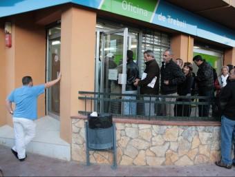 Oficina del Servei d'Ocupació de Catalunya de La Bisbal d'Empordà. E.A
