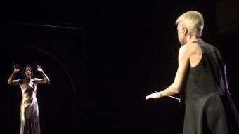 Una escena de 'Schubertnacles humits' DAVID BORRAT