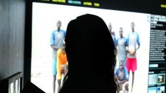 L'exposició 'Pantalla global' es pot veure al CCCB fins al proper 28 de maig CCCB