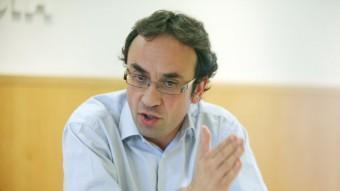 El secretari d'organització de CDC, Josep Rull ANDREU PUIG