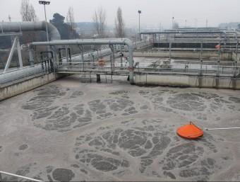 Les depuradores han esdevingut una via per sanejar les arques municipals.  ARXIU