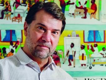 Pedro Alonso és l'impulsor de la vacuna de la malària.  ARXIU