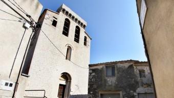 La rectoria del Far d'Empordà LLUÍS SERRAT