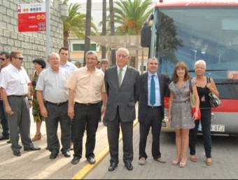 Acte de presentació del Pla de transports per a la Safor. CEDIDA