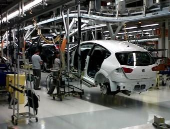 La planta de Martorell pendent del nou SUV.  Foto:ARXIU