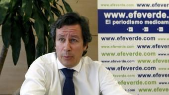 El vicesecretari d'Organització del PP, Carlos Floriano, és l'impulsor de la plana web EFE