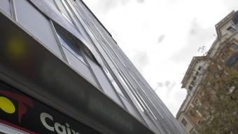 Amb el procés de concentració financera, Caixa Tarragona s'ha integrat a Catalunya Caixa.  ARXIU