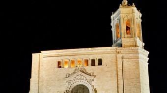 Girona demostra que té cor, també per Fires. ROSSEND GRI