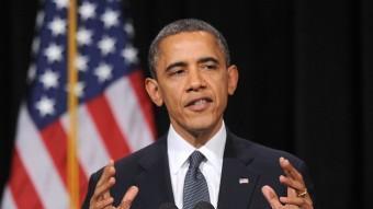 Barak Obama és considerat un radical per una part de la població dels EUA i va haver de lluitar contra el discurs ideològic dels republicans, L'ús de les xarxes socials i un discurs intel·ligent li van donar la reelecció.