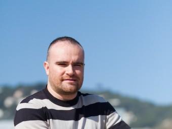 Alfredo Alonso, cap d'operacions del cercador d'hotels Fogg.  ALBERT SALAMÉ