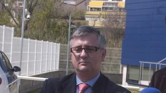 Xavier Martorell en una foto d'arxiu ARXIU