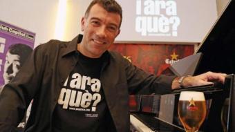 Humor seriós PEP PLAZA, A LA PRESENTACIÓ J. RAMOS