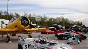 Aquest esdeveniment ofereix la possibilitat de veure vehicles singulars que formen part de la història. En primer terme, un Porsche 908/3. J.C