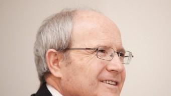 L'expresident de la Generalitat José Montilla, aquest dilluns ACN