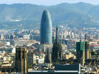 Barcelona té elements per atreure talent internacional.  ARXIU/ LLUÍS CRUSET