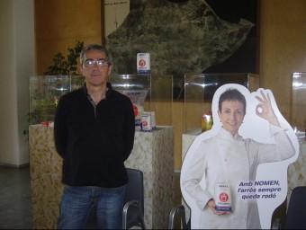 Arrossaires ha fet una campanya publicitària protagonitzada per Carme Ruscalleda.  Foto:L.M