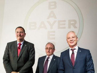 Deege, Loma-Ossorio i Krause, el trident de Bayer.  L'ECONÒMIC