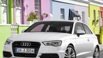En el bon reclam estètic del nou Audi A3 hi tenen una gran participació la graella frontal tipus Single Frame, els llums de dia de LED en forma de V tombada i els passos de roda una mica més sobredimensionats que abans. AUDI