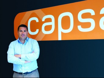 Manel López confia que la nova patent revolucionarà el sector .  RAÚL PÉREZ