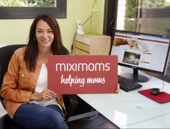 Yolanda Bonilla és la directora i una de les fundadores de Miximoms, una comunitat virtual per a mares.  ORIOL DURAN