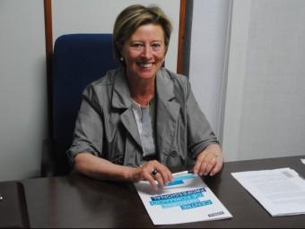 Maite Llorens, directora del centre de formació d'ensenyament professional.  J.TORT