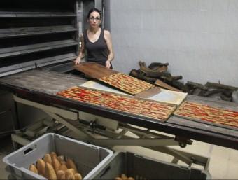 La fornera Josefina.