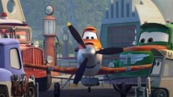 El disseny dels avions d'aquest nou film de Disney revela obertament que prové de l'univers de 'Cars' WALT DISNEY