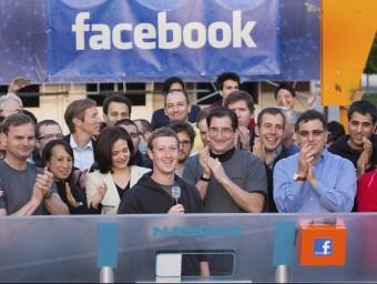 Facebook no fa amics a la CE.  Foto:L'ECONÒMIC