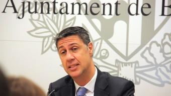 L'alcalde de Badalona, Xavier Garcia Albiol ACN