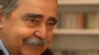 Eugenio Trías, mort el passat mes de febrer, en una imatge d'arxiu del 2007 RITA LAMSDORFF
