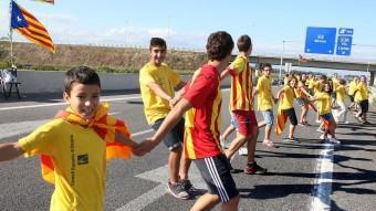 La Via Catalana a Caldes de Malavella LLUÍS SERRAT