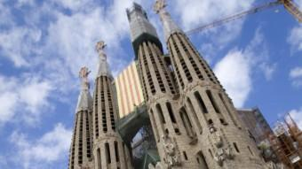 La Sagrada Família, dimecres A.SALAMÉ