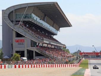 El Circuit de Catalunya és el centre d'un dels plans estratègics.  Foto:MIQUEL ROVIRA