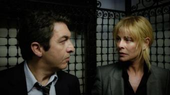 Un fotograma de 'Séptimo', protagonitzada per Ricardo Darín i Belén Rueda ARXIU