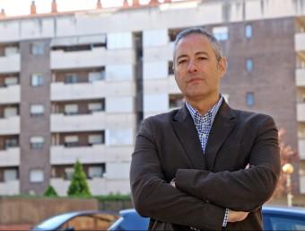 Pedro García és un dels tres socis fundadors de Smartfincas.  Foto:JUANMA RAMOS