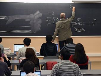 Infojobs també ha col·laborat en l'informe i destaca que cal formar més professionals.  Foto:M. LLADÓ