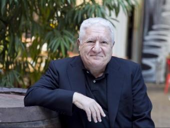 Lluís Bassat, fotografiat abans de la seva conferència al TEDxReus, on va ser un dels ponents convidats.  JOSÉ CARLOS LEÓN