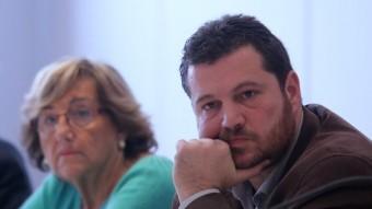 Marc Sanglas i Maite Arqué es van referir al PSC durant el debat QUIM PUIG