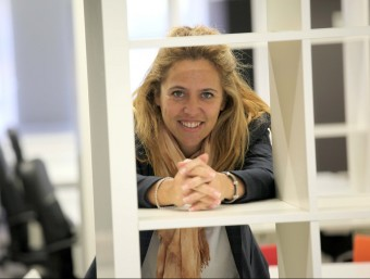 Elisabeth Martínez dirigeix l'acceleradora especialitzada en projectes online.  JUDIT FERNÁNDEZ