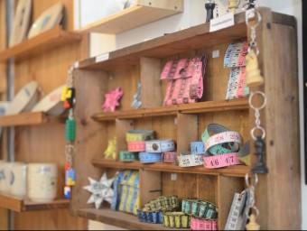 Imatge de la botiga Oslo, que aplega trenta-tres artesans  VINCENT GONZAGA