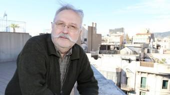 Joan Villarroya  dirigeix la sèrie 'Diari d'una ocupació', que comença demà ANDREU PUIG