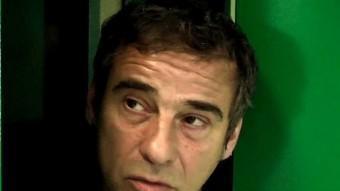 Eduard Fernández, und els protagonistes d'aquesta pel·lícula amb apunts d'humor surrealista APACHE ENTERT