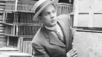'Too much Johnson' (1938) estava protagonitzat per Joseph Cotten CINETECA DEL FRIULI