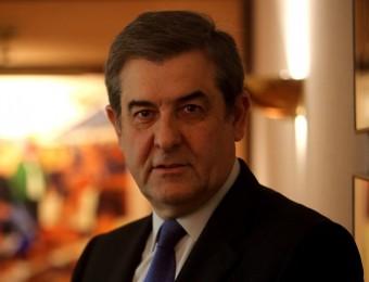 Jaume Giné va deixar la direcció de Casa Àsia fa uns mesos però continua com a professor de dret d'Esade.  QUIM PUIG