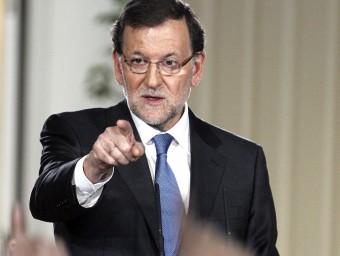 El president del govern espanyol, Mariano Rajoy.  EFE