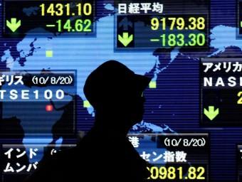 L'ombra de la incertesa encara és perceptible al Japó.  ARXIU