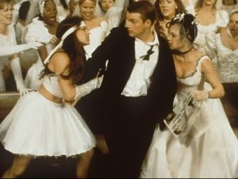 No sempre es té tanta requesta com la de Chris O'Donnel a la pel·lícula The Bachelor.  ARXIU